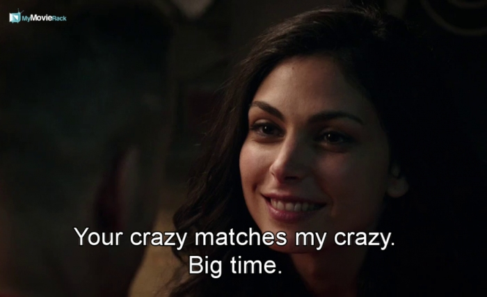 Your Crazy Matches My Crazy